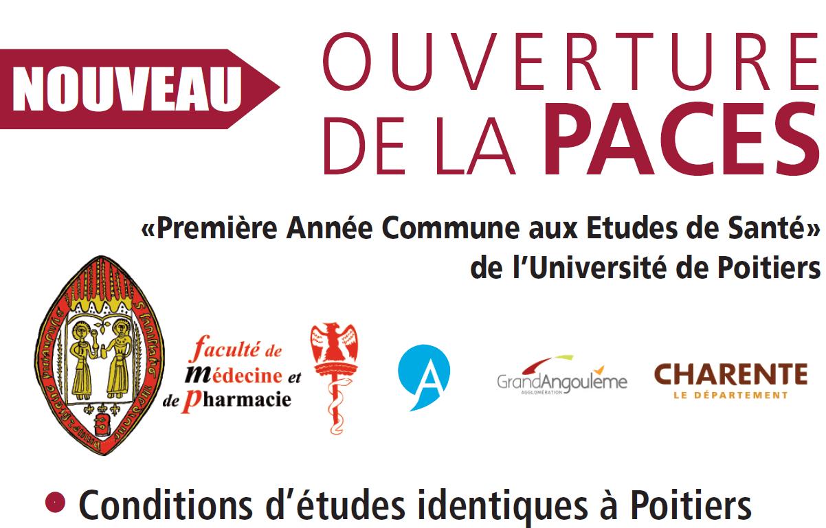 La PACES vient à vous ! #Angoulême